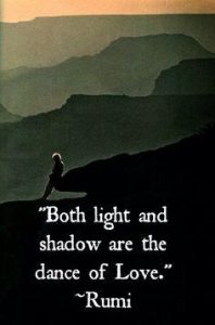 You are not the light